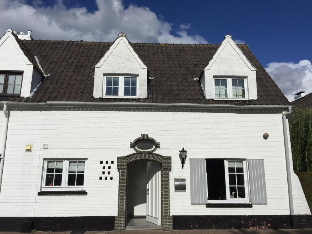 Vakantievilla Begijnhof 5 (Belgien Nieuwmunster) - Booking.com