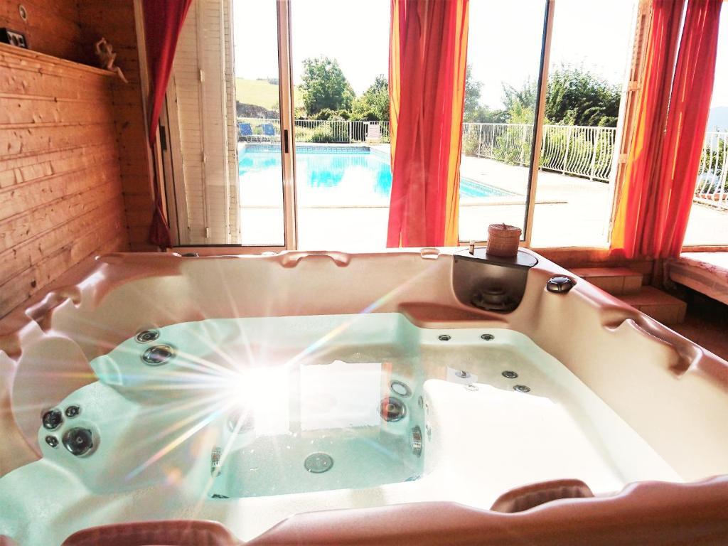 Villa Le Mas de la Source Vanosc France Bookingcom
