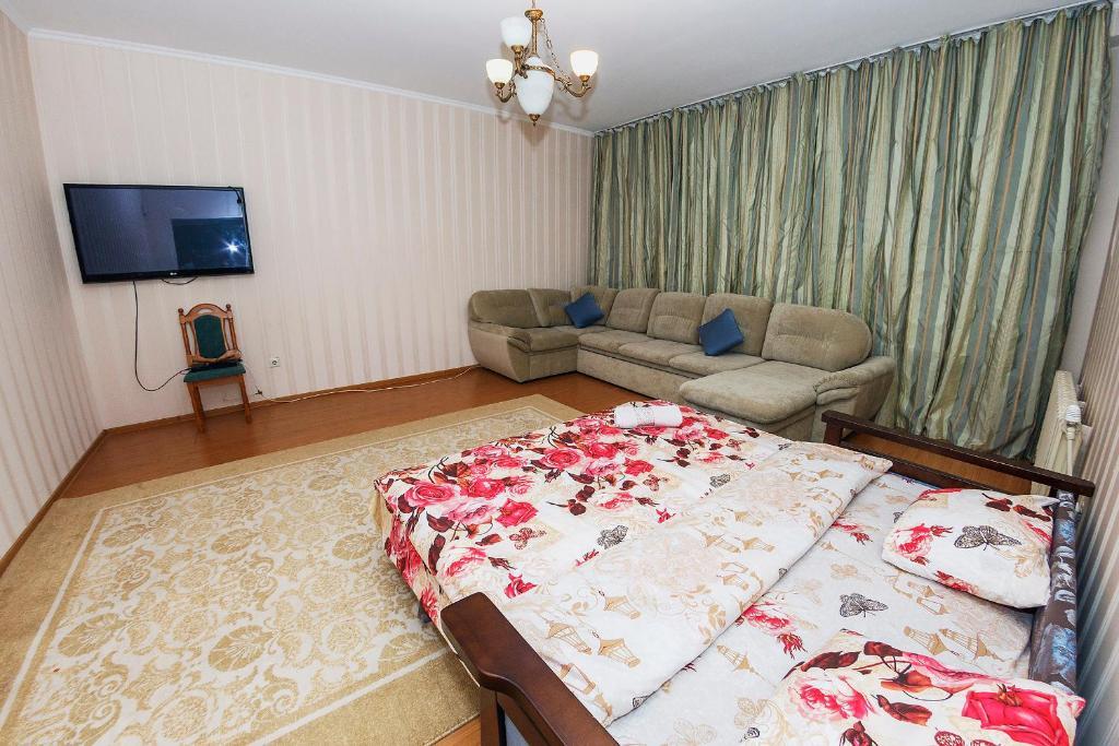 Apartment on Dostyk 1
