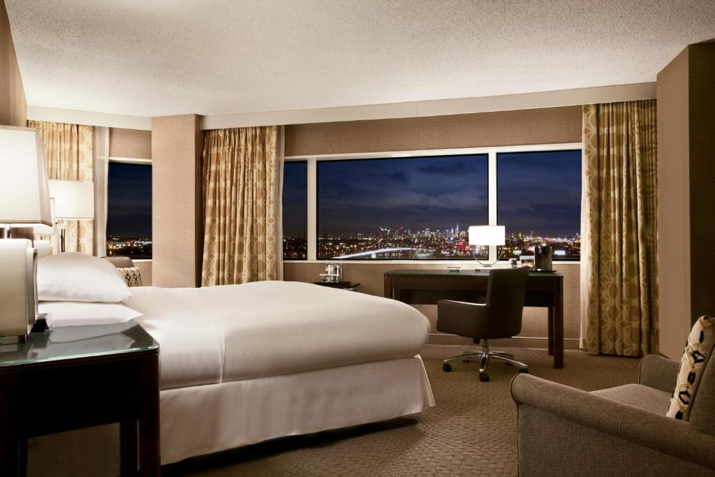 Hotel Hilton Meadowlands East Rutherford Nj Booking Com