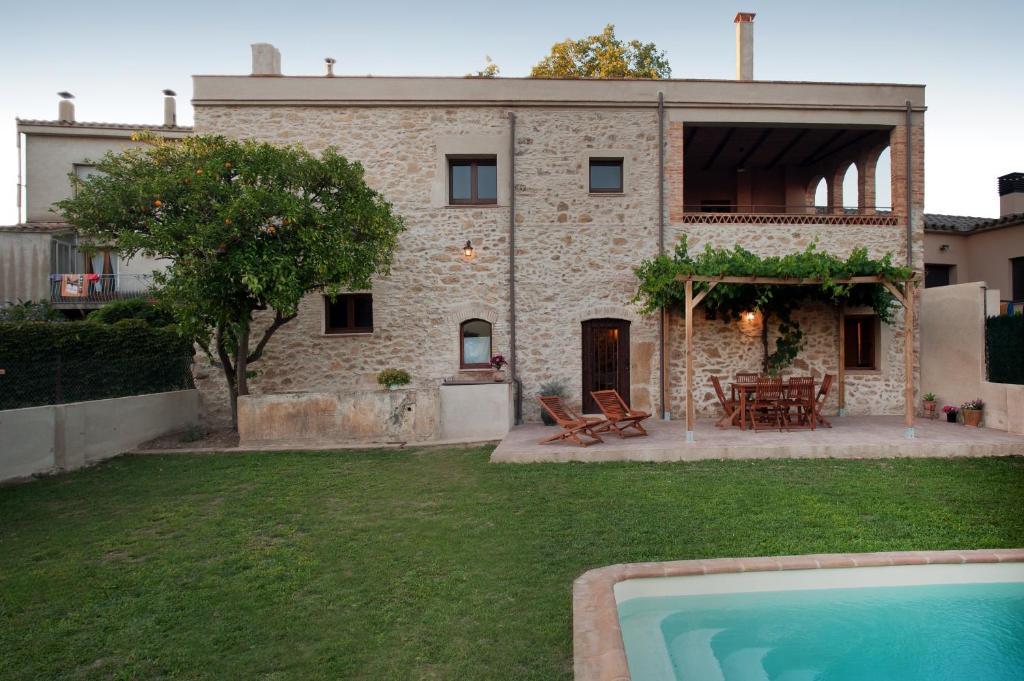 casas rurales con encanto en cataluña  61