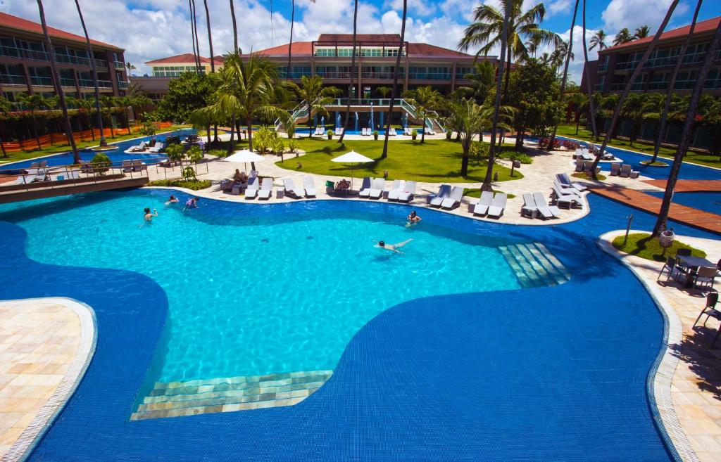 A view of the pool at Enotel Convention & Spa Porto de Galinhas - All Inclusive or nearby