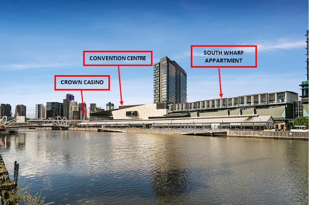 Melbourne Convention Centre Car Park