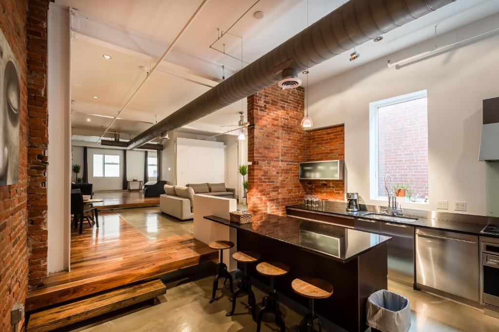 Apartment Lazykey Suites Luxury Loft In Center City