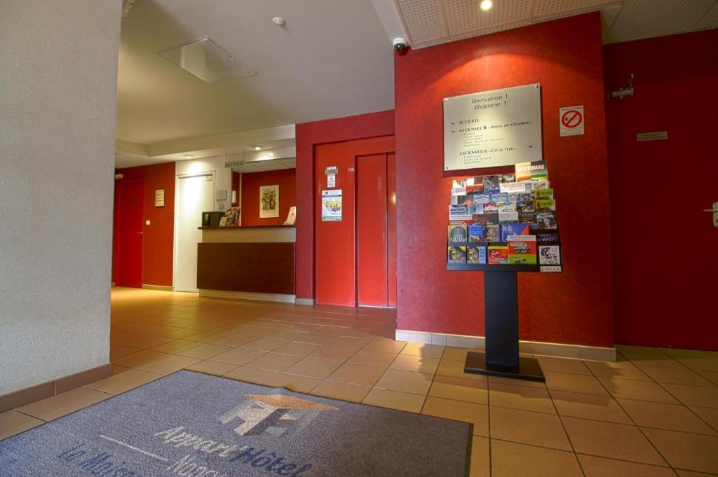 Hall ou réception de l'établissement Kosy Appart Hôtel La Maison Des Chercheurs