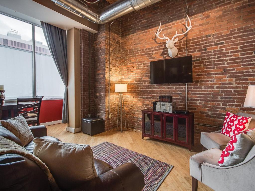 Apartment Loft Downtown Nashville, TN - Booking.com
