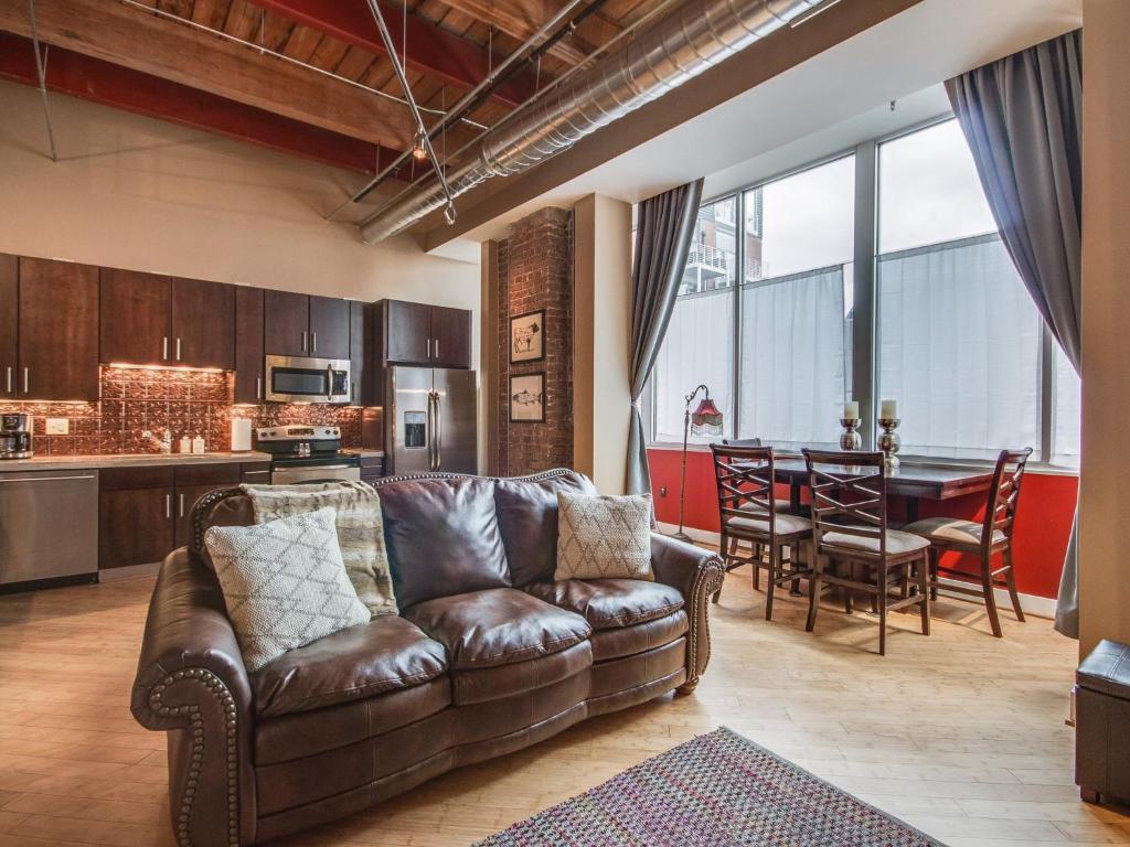 Loft Apartments Nashville Tn