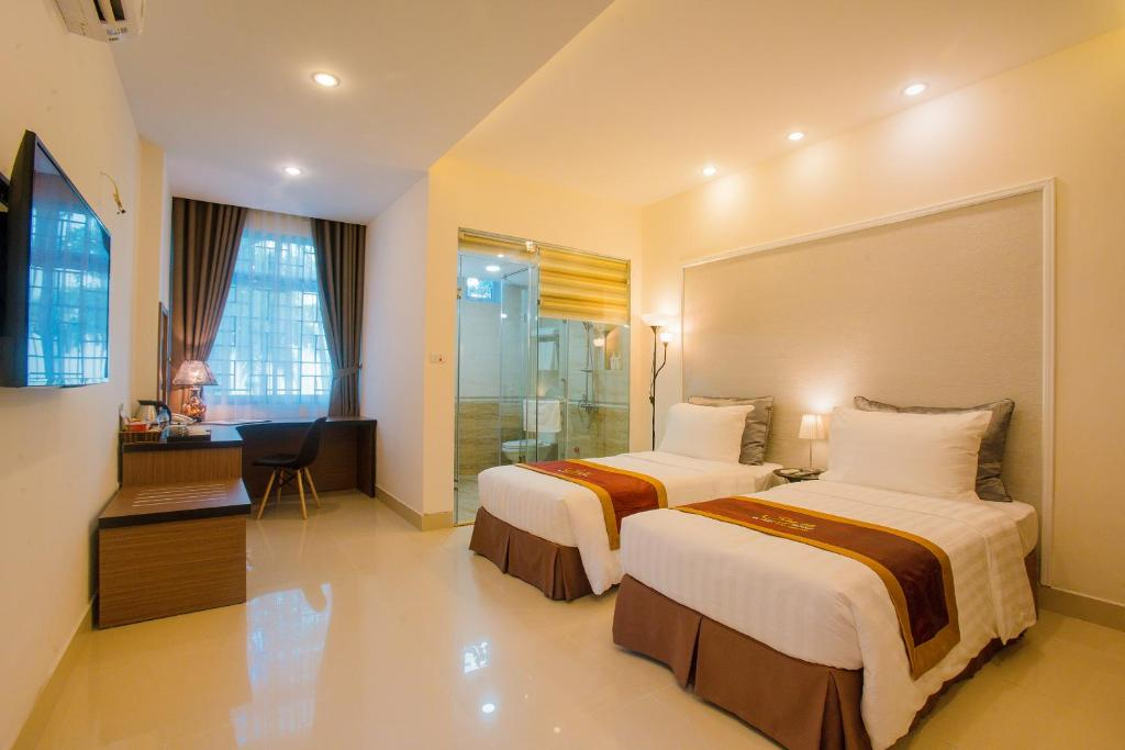 Smile Hotel, Hanoi, Vietnam - Booking.com
