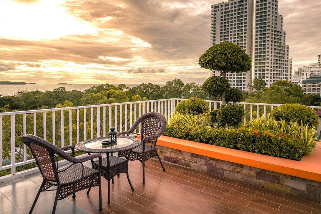 Ypperlig Condo Hotel New Nordic Kristine, Pattaya South, Thailand - Booking.com ZZ-76