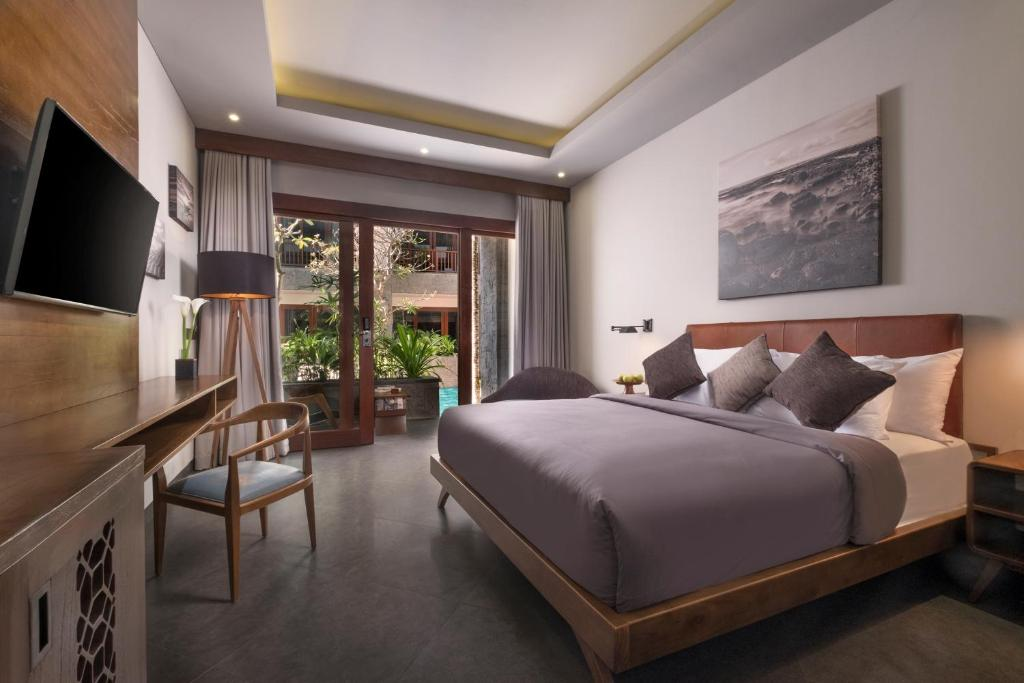 Akana Boutique Hotel Sanur Indonesia Booking Com