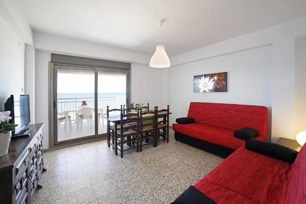 Apartamento frente al mar foto