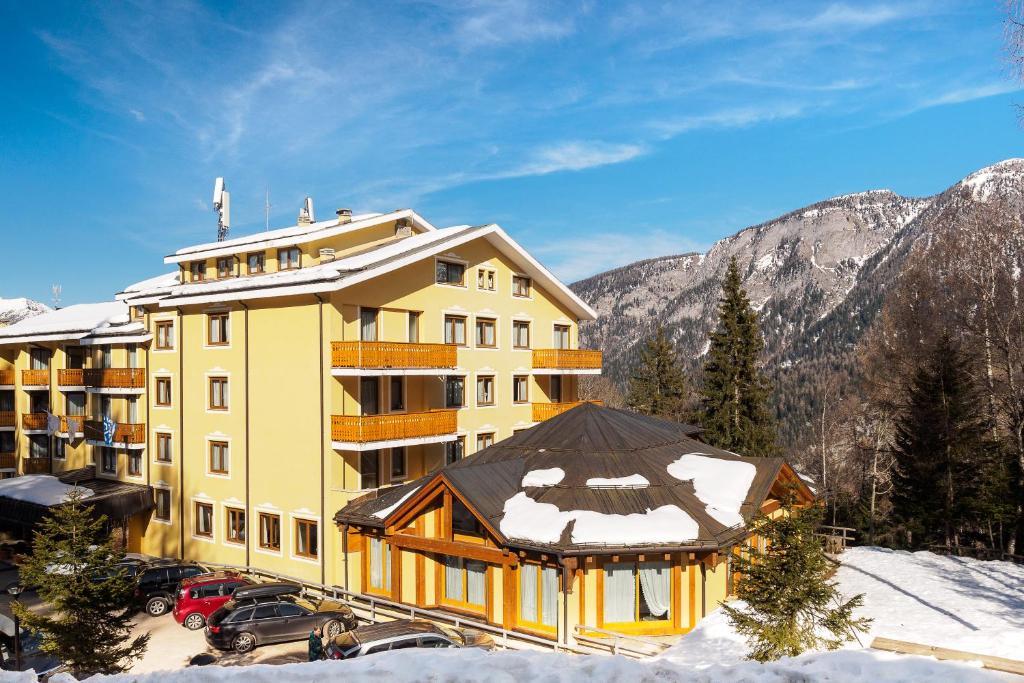 Park Hotel Folgarida Italy Bookingcom