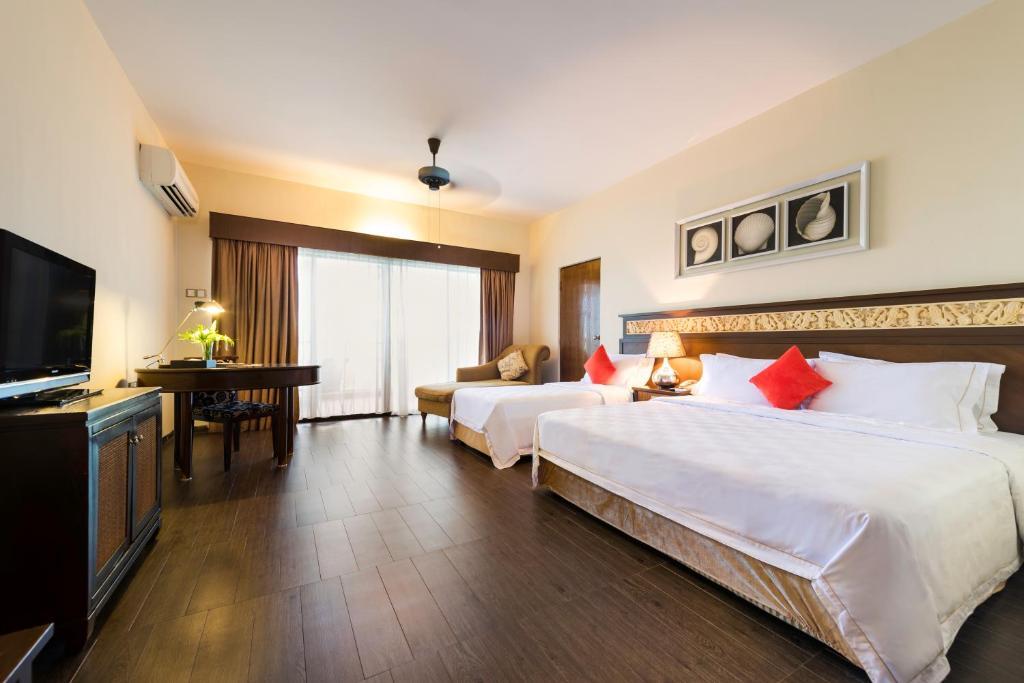 Resort Tok Aman Bali Kampong Ayer Tawar Malaysia