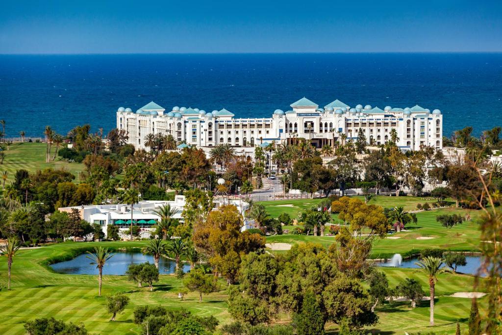 Hotel Concorde Green Park Palace, Port El Kantaoui, Tunisia - Booking.com