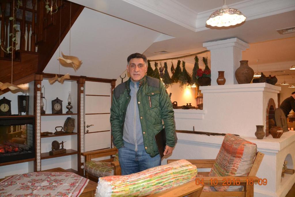 Gostevaya Izba Na Istre Guest House