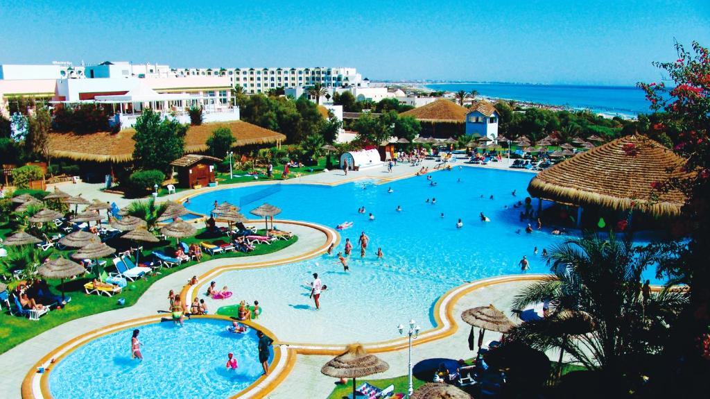 Caribbean Beach Club Resort Map