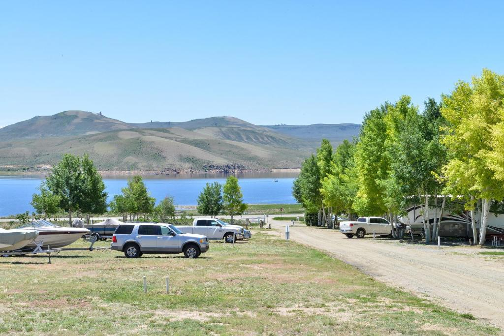Campground Gunnison Lakeside Cabins & RV Park, CO - Booking.com