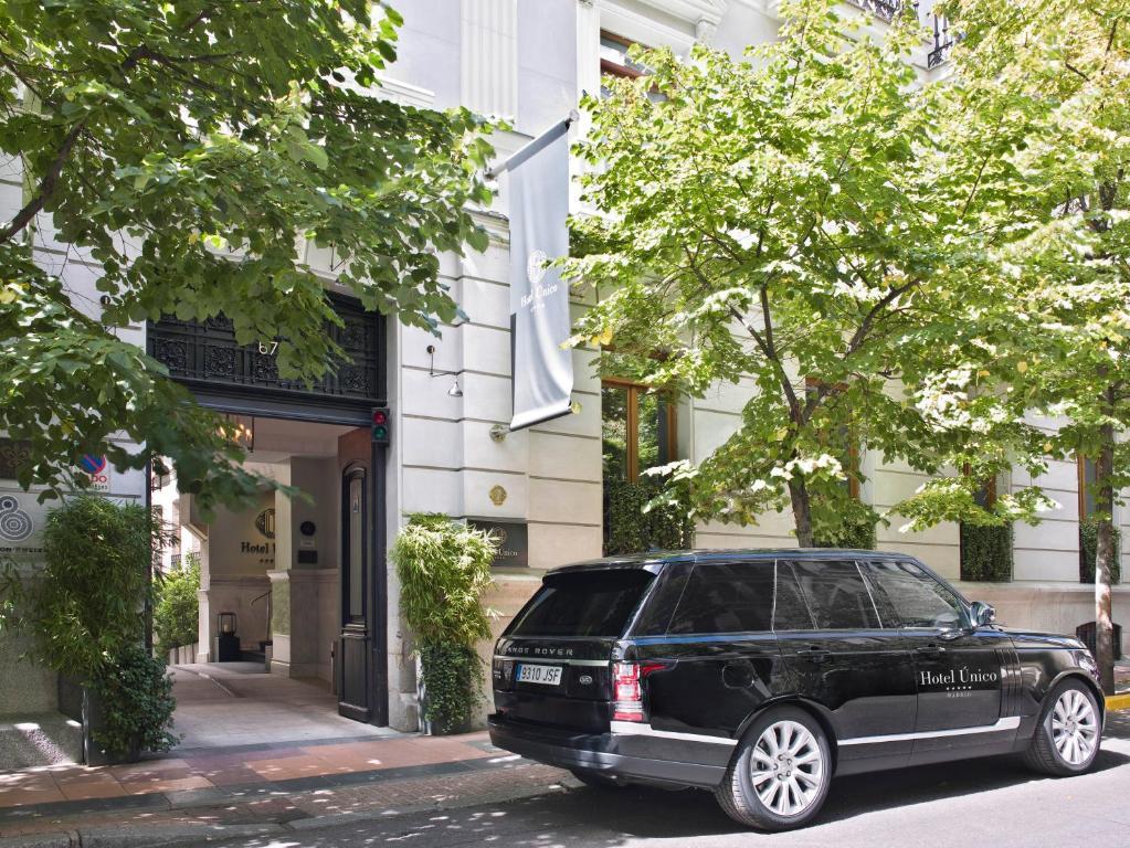 hotel Único madrid, spain - booking
