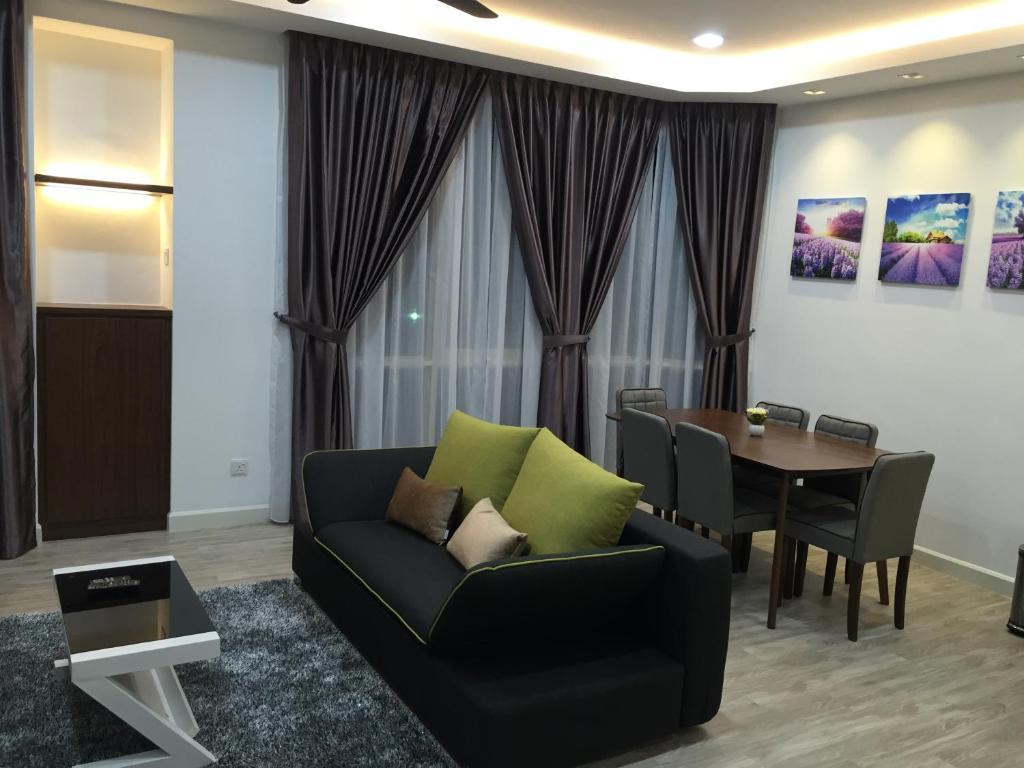 Afiniti Residences Homestay Johor Bahru Malaysia