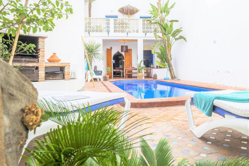 Casa o chalet el patio andaluz espa a v lez - Fotos patio andaluz ...