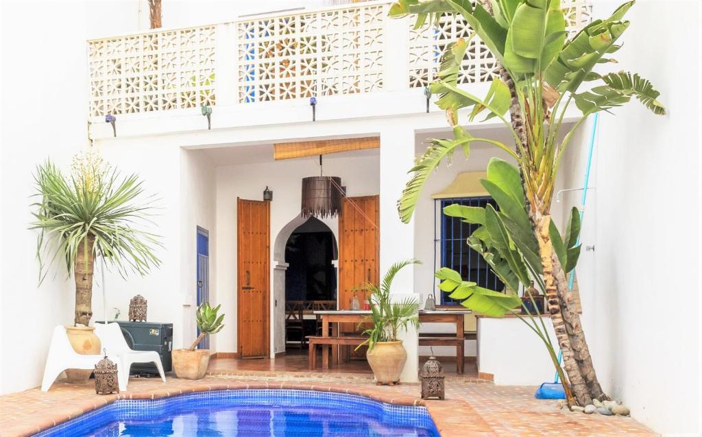 Vacation Home El Patio Andaluz Velez Malaga Spain Booking Com