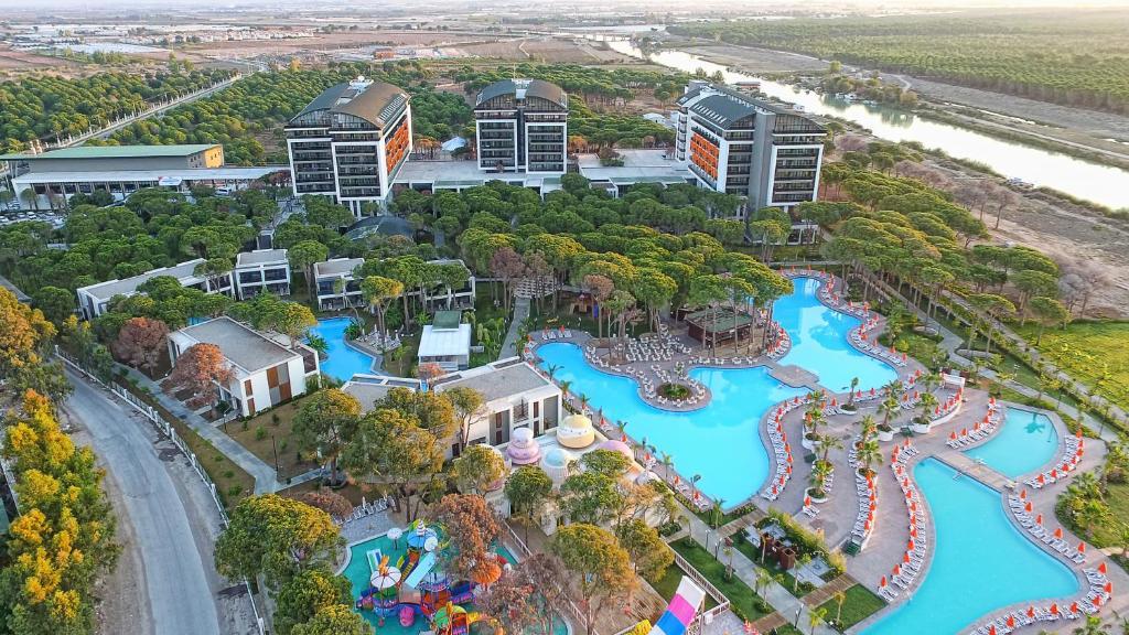 Hotel trendy lara turkey for Trendiest hotels