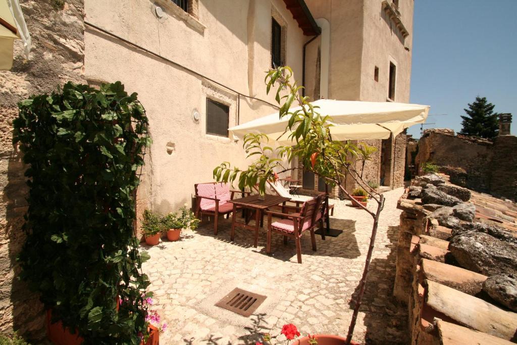 Hôtel proche : Sotto Il Castello