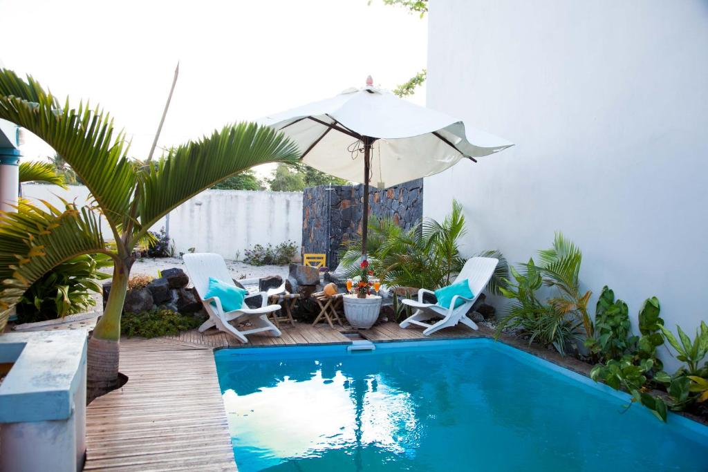 Villa Jessica Pointe Aux Sable Mauritius  BookingCom