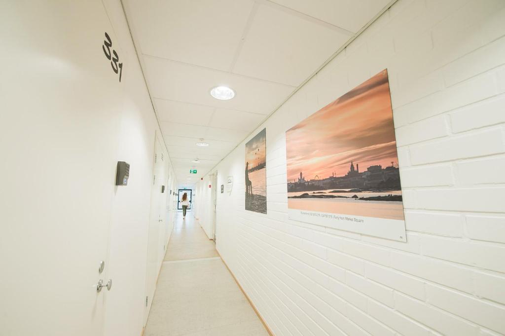 Forenom Hostel Helsinki Pit
