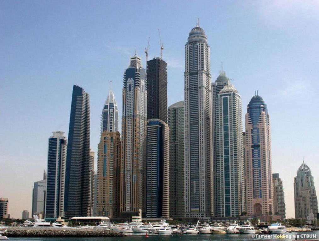 World 39 s tallest tower princess tower dubai updated Dubai buildings