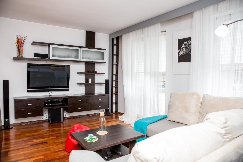 Apartament Sweet Center (Polen Stettin) - Booking.com