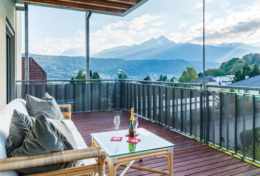 Design Apartment mit Terrasse (Österreich Innsbruck) - Booking.com