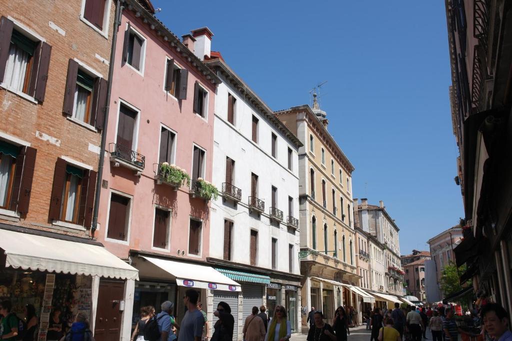 Apartment Casa delle Ortensie, Venice, Italy - Booking.com on