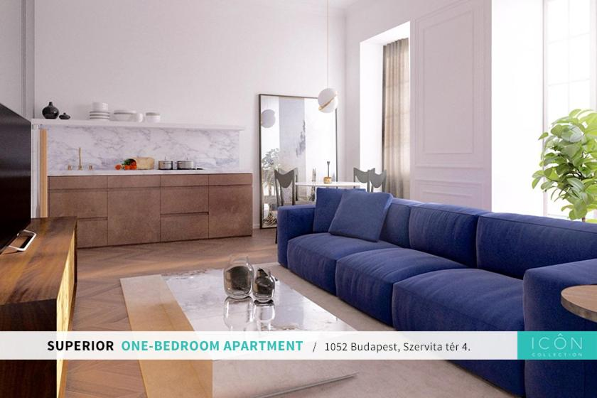 Apartment Fashion Street By ICON Collection Budapest Hungary Impressive Apartments Interior Design Collection