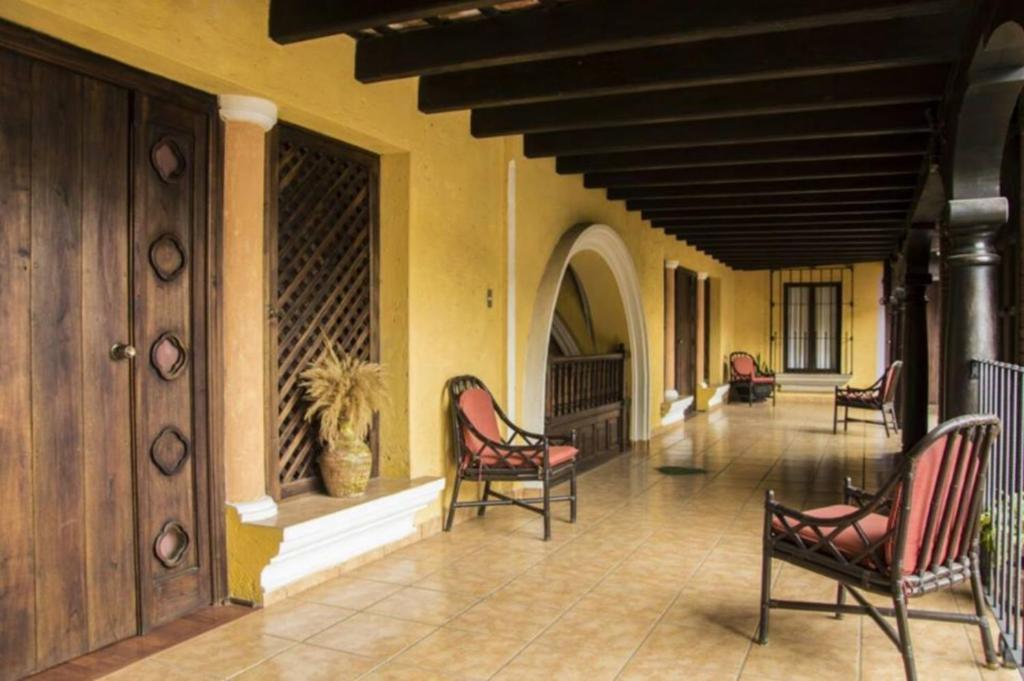 Hotel Boutique Villa Sofia, Antigua Guatemala, Guatemala - Booking.com
