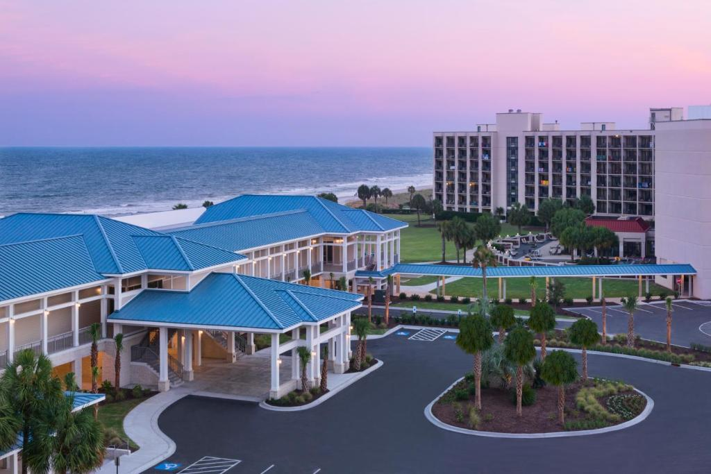 Doubletree By Hilton Myrtle Beach Reserve Now Gallery Image Of This Property