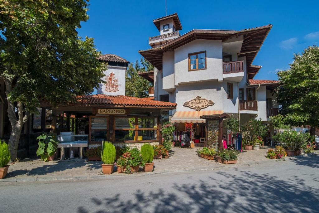 Хотел Извора - Кранево