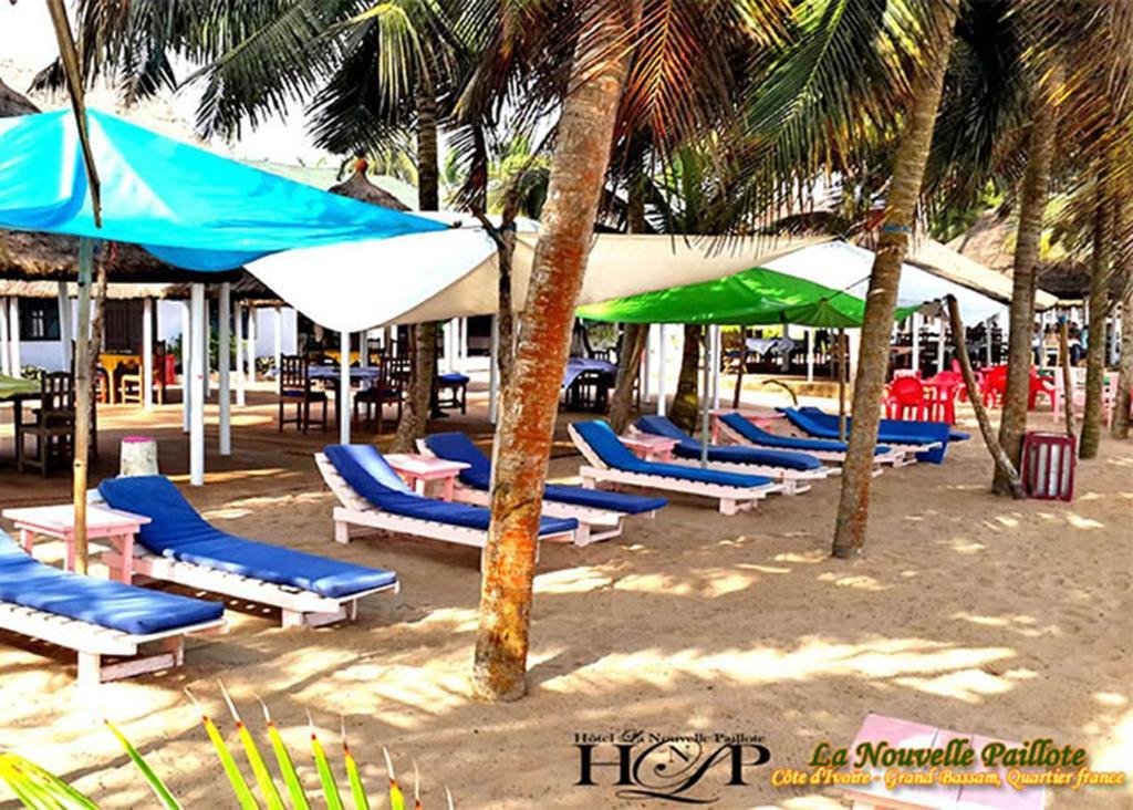 Hotel La Nouvelle Paillote GrandBassam Ivory Coast Bookingcom