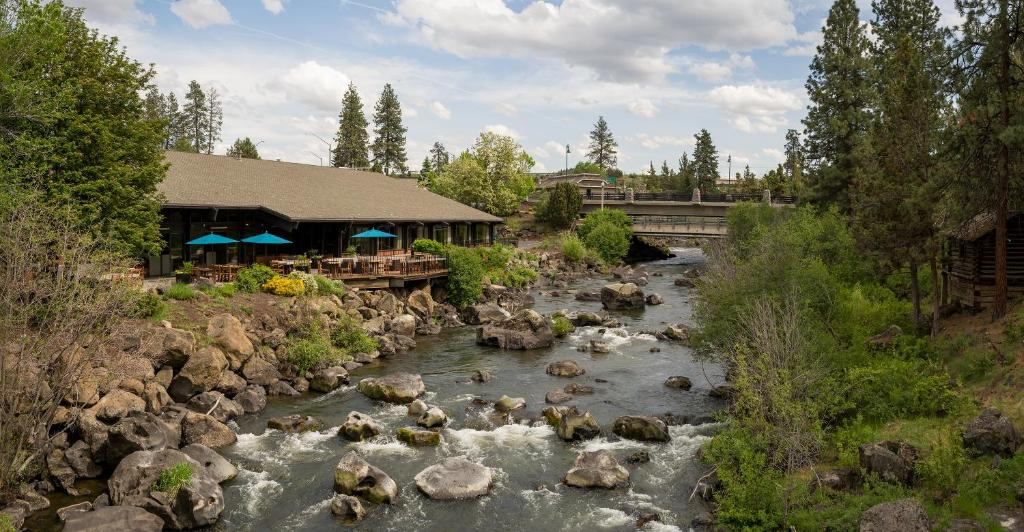Hotel Riverhouse On The Deschutes Bend Or Booking Com