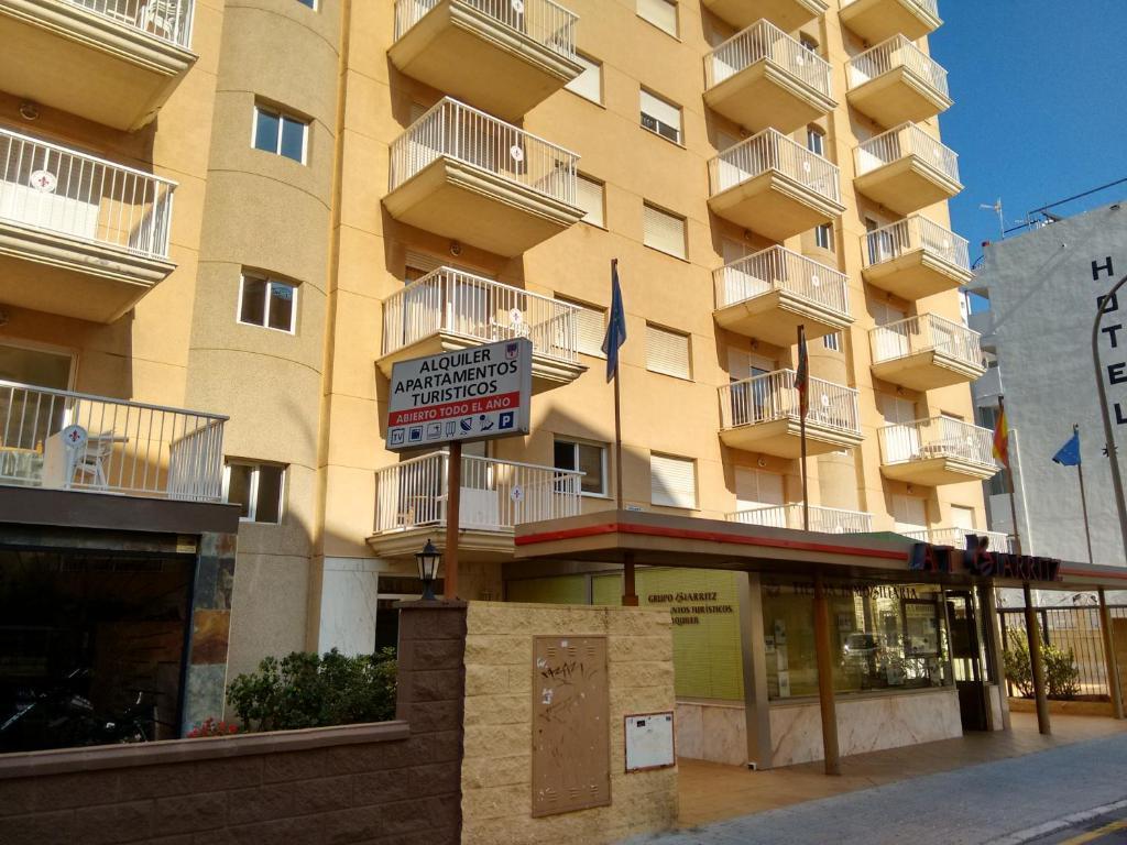 05b36ed21fd9e Apartamentos Turisticos Biarritz - Bloque I