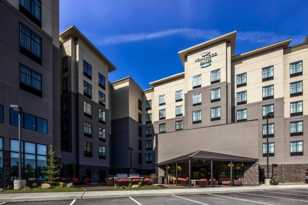 Hotel Homewood Suites by Hilton SeattleLynnwood WA  Bookingcom
