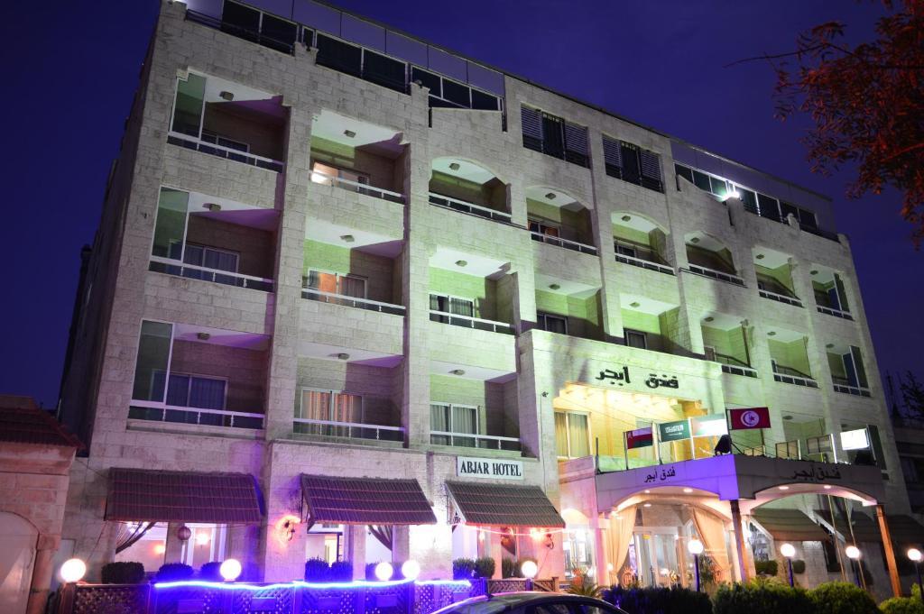 Abjar Hotel Jordanien Amman Booking Com