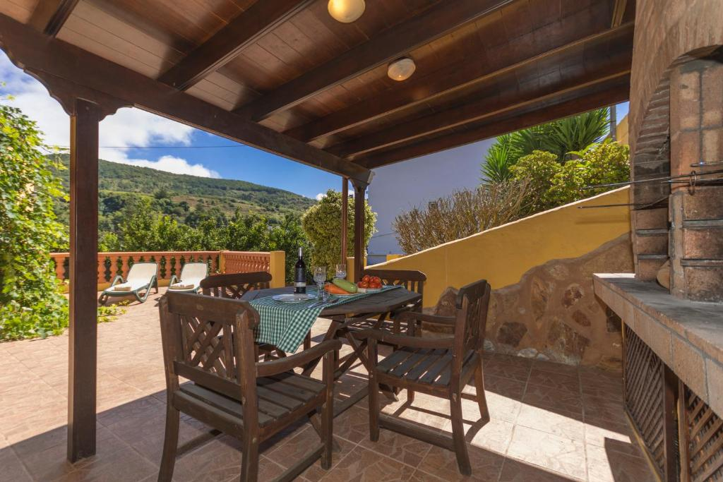 Vakantiehuis El Zumacal (Spanje Valleseco) - Booking.com