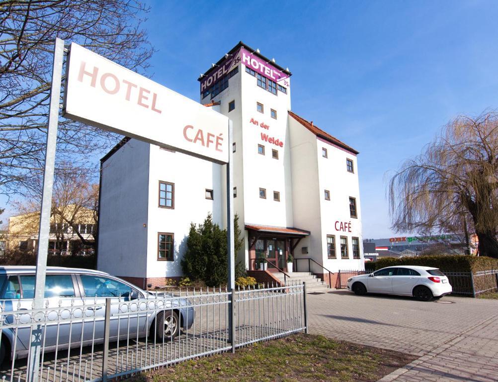 Garni Hotel An Der Weide Deutschland Berlin Booking Com
