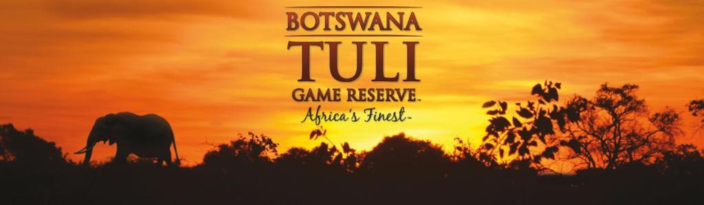 Tuli Game Reserve - Tented Camp