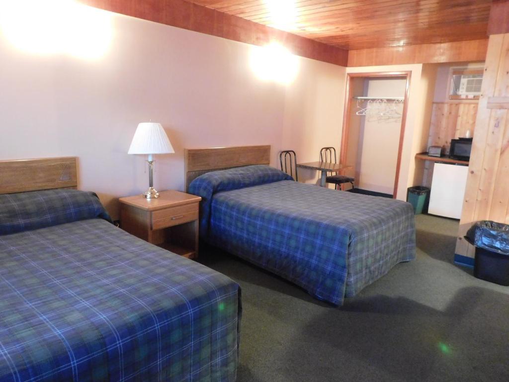 Et rom på Casey's Inn