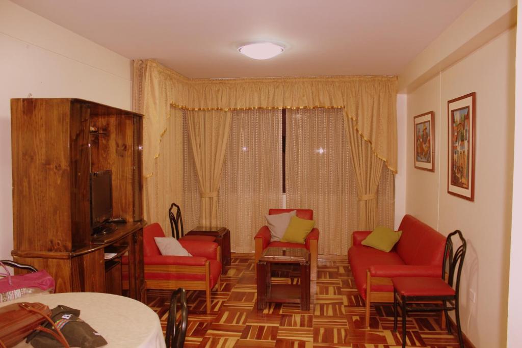 Departamento y Habitaciones en Cusco