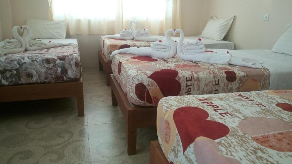 A room at Dormitory @ Golden Crown Motel