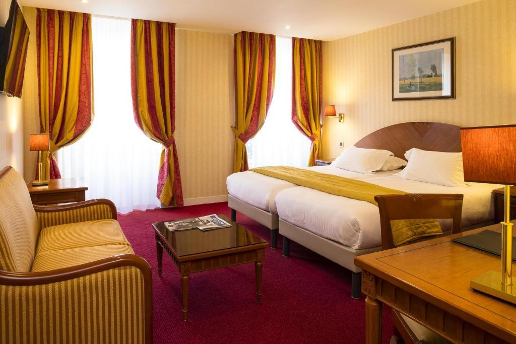 Hotel Imperial Paris France Bookingcom