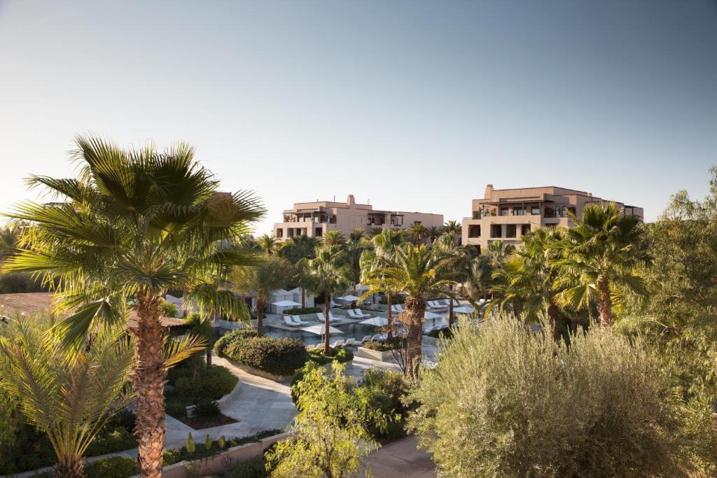 Four Seasons Resort Marrakech (Marokko Marrakesch) - Booking.com